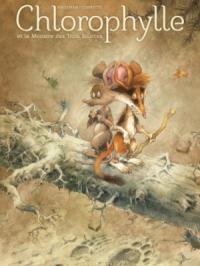 Une aventure de Chlorophylle par Hausman et Cornette -  Le monstre des trois sources