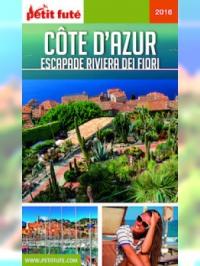 Côte d'Azur 2016-2017 Petit Futé (avec cartes, photos + avis des lecteurs)