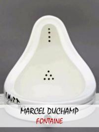 Enquête d'art : Marcel Duchamp, Fontaine