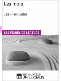 Les Mots de Jean-Paul Sartre