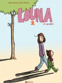 Louna et sa mère